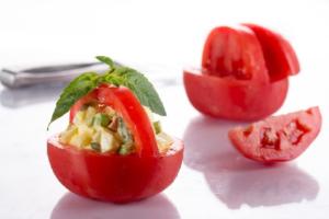 корзиночки помидоры
